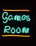 Games Room Neon