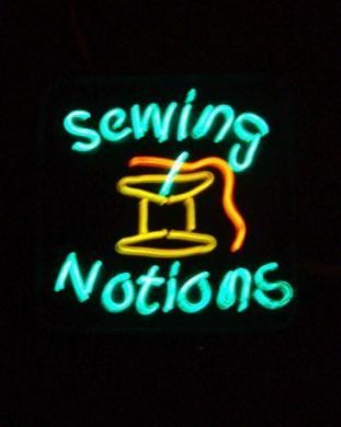 Sewing & Thread Neon